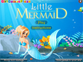 Gry Little Mermaid Dress Up  forum - gry online