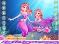 Gry Pretty Little Mermaid i jej mama forum - gry online