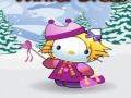 Gry Hello Kitty Winter Dress-Up  forum - gry online