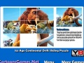 Gry Ice Age Continental Drift Sliding Puzzle forum - gry online