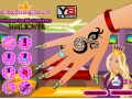 Gry Barbie Manicure Makeover forum - gry online